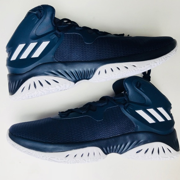 low priced a2e93 7dec0 adidas Other - NEW ADIDAS EXPLOSIVE BOUNCE MEN BASKETBALL SZ 13